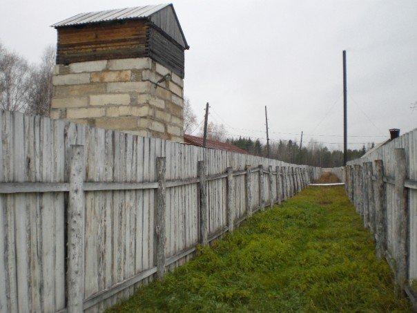The Perm-36 Gulag labour camp