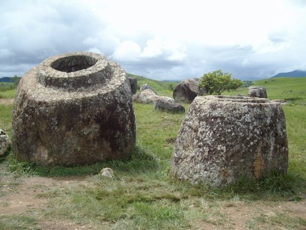 The Plain of Jars, Phonsavan