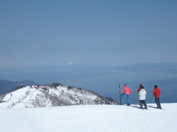 Biwako Valley ski resort, Kansai
