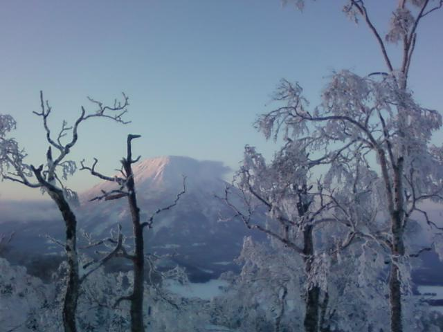 Rusutsu ski resort, Hokkaido