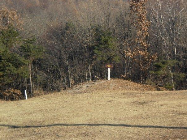 DMZ border markers