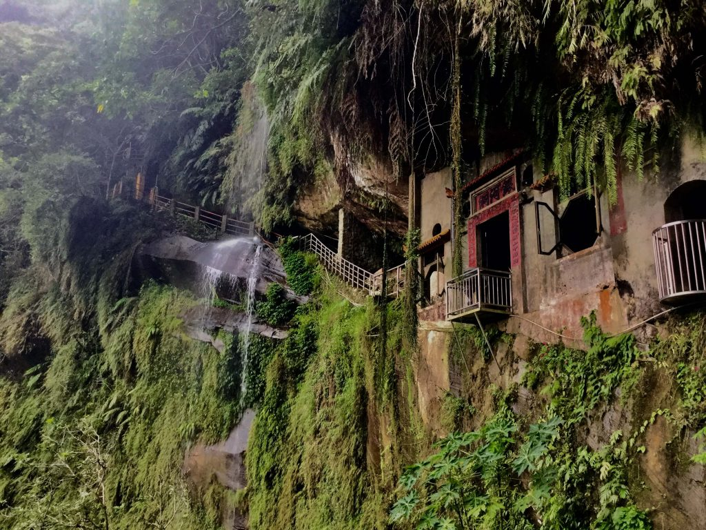 Yinhe Cave Temple