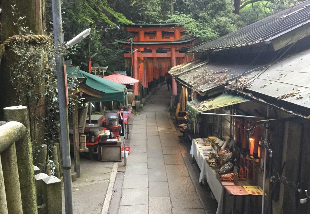 Fushimi Inari summit loop