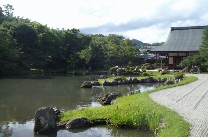 Tenryuji, Arashiyama, Kyoto