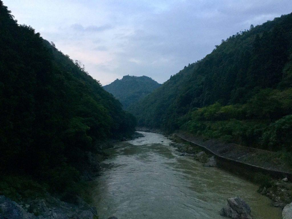 Hozukyo River