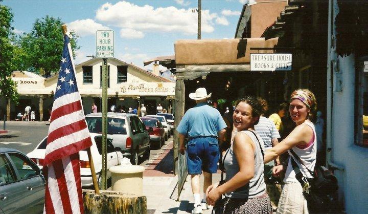 Anna & Shannon in Albuquerque