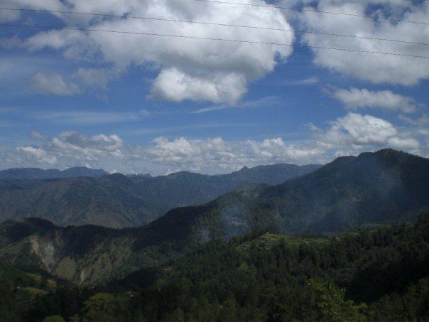 Baguio - Bontoc road