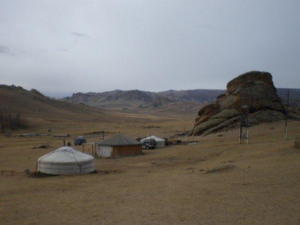 Ger camp, Gorkhi Terelj