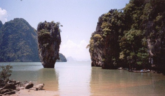 James Bond Island, Krabi