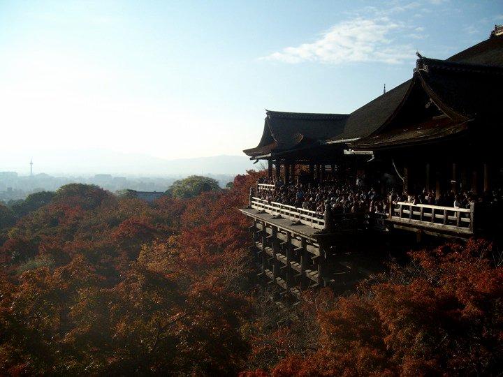 Kiyomizu Temple, Kyoto