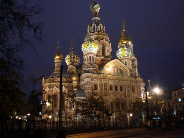 Church of the Saviour on Spilled Blood, St Petersburg