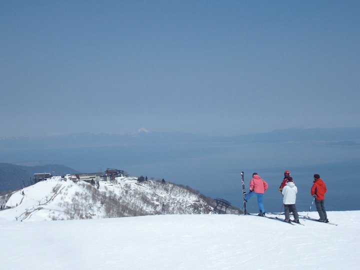Biwako Valley ski resort, Kansai