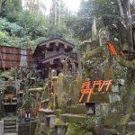 Sub-shrine at Fushimi Inari