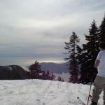 View from the top of Skychair, Cypress