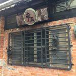 Shop windows in Jiufen