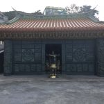 A small temple in Jiufen