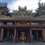 A temple in Jiufen