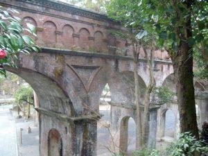 The Nanzen-ji aqueduct
