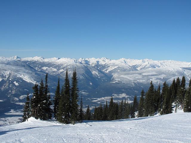 Revelstoke ski area