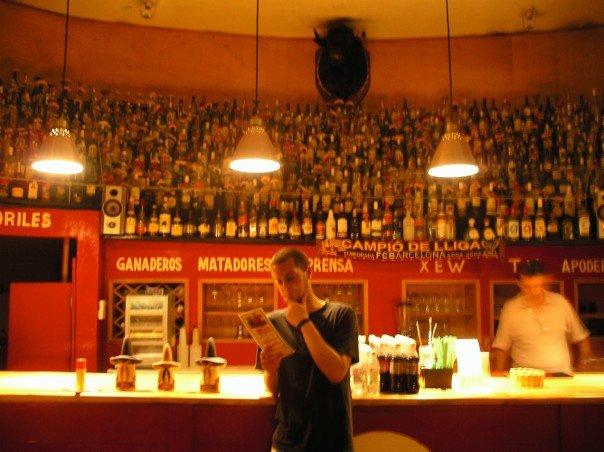 Tequila bar, Playa del Carmen