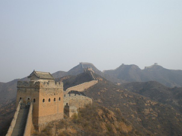 Great Wall, Simatai section
