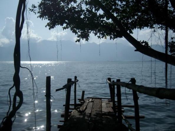 Lake Maninjau, Sumatra