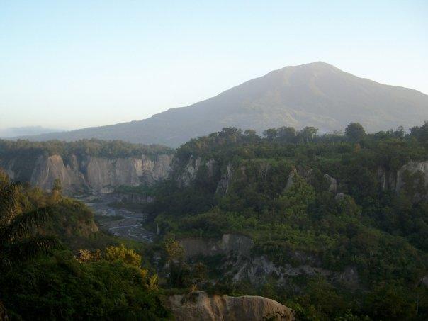 Bukittinggi's Sianok Canyon
