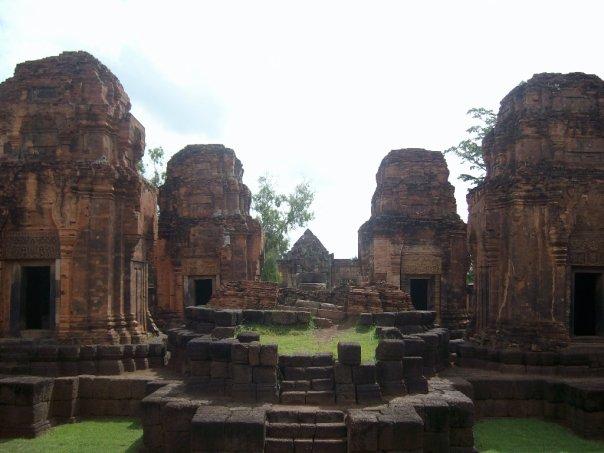 Muang Tam temple, located near Phanom Rung