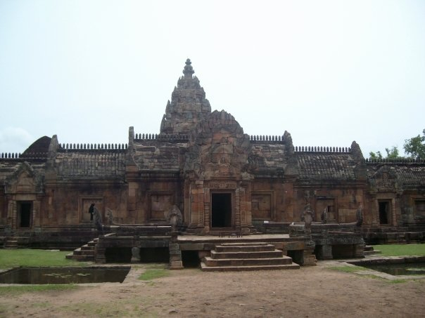 The main temple building at Phanom Rung