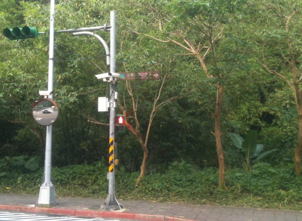 Signpost for the Kangleshan trail
