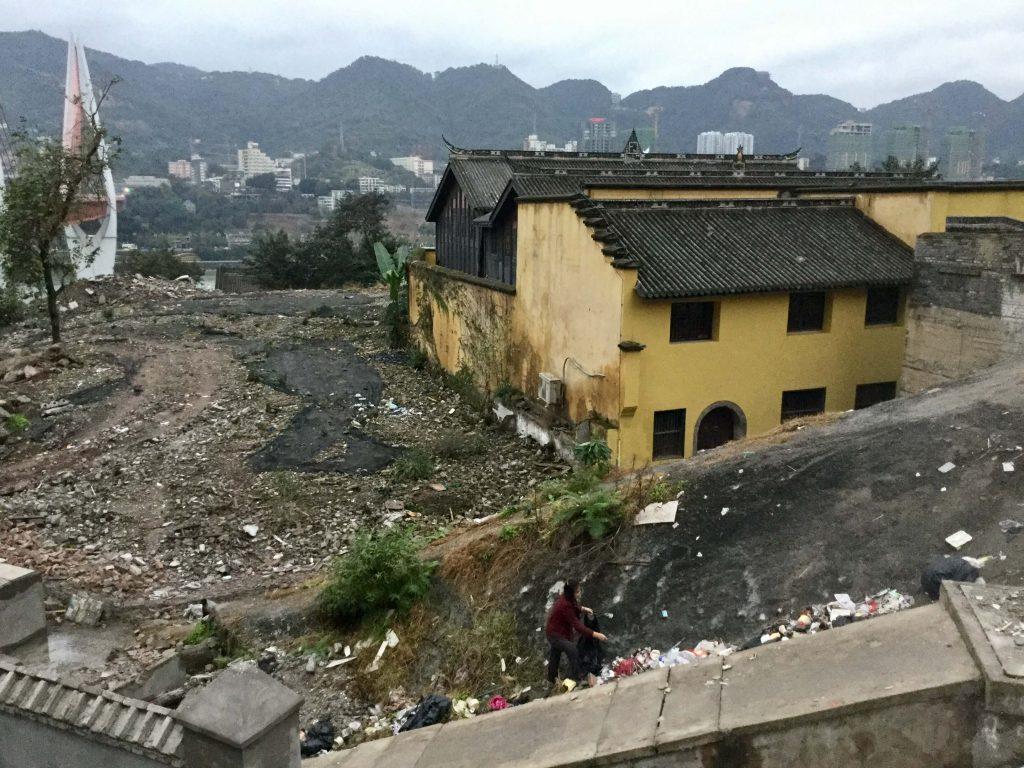 Chongqing, City of Bridges and Garbage