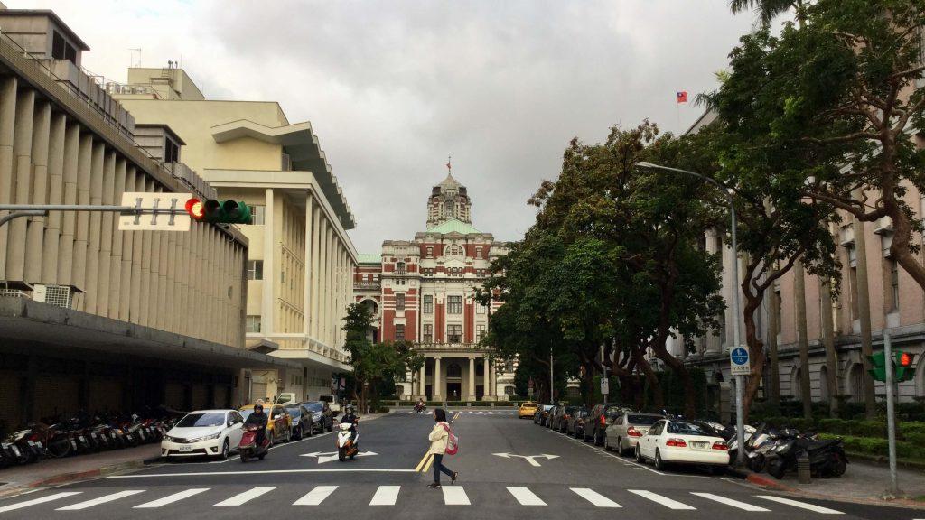 Presidential Office Building, Taipei