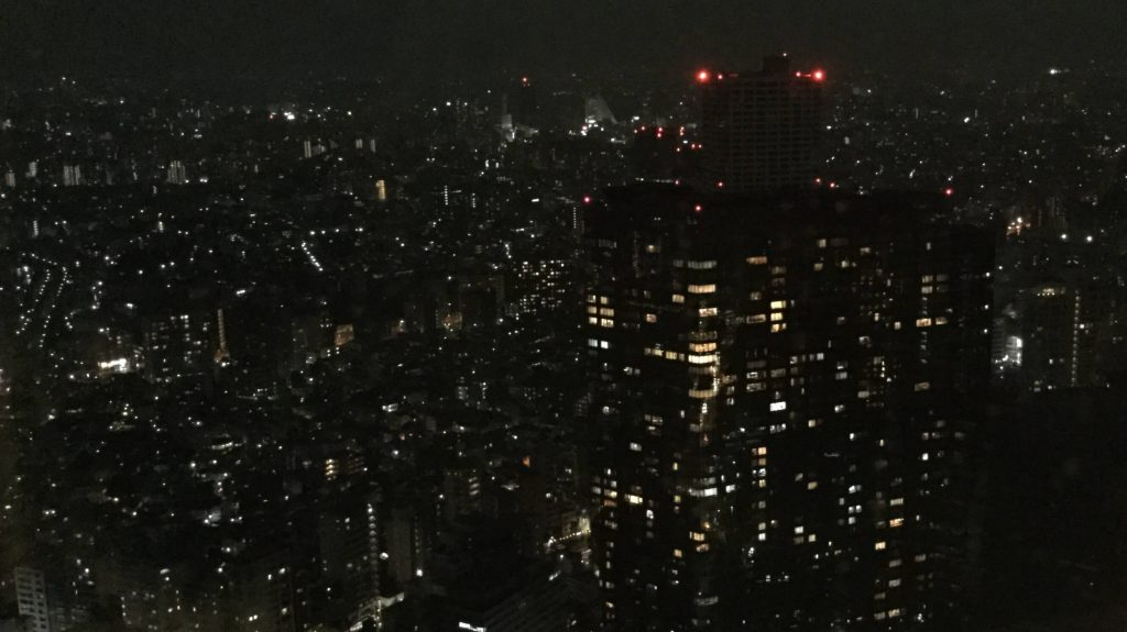 Shinjuku Blade Runner night scenes