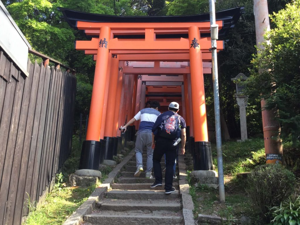 Fushimi Inari summit loop trail