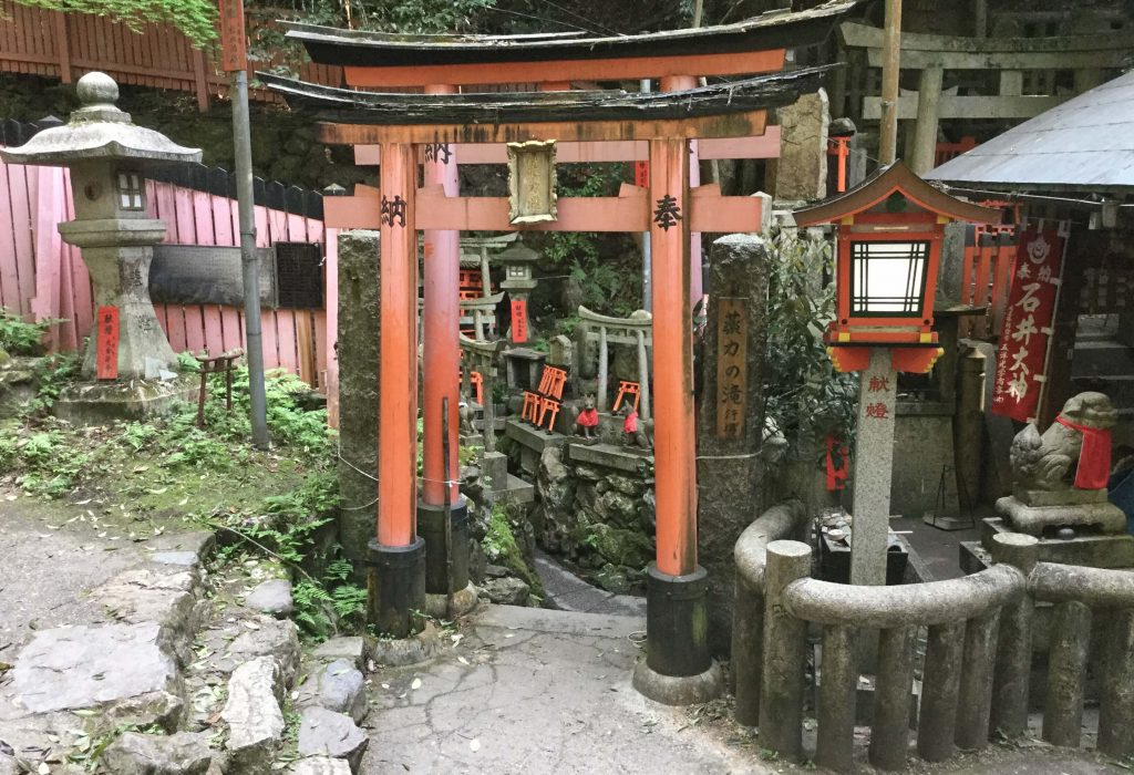 Fushimi Inari sub-shrine