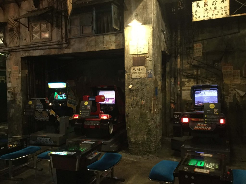 Reproduction of Kowloon Walled City at Anata-no-warehouse, Kawasaki