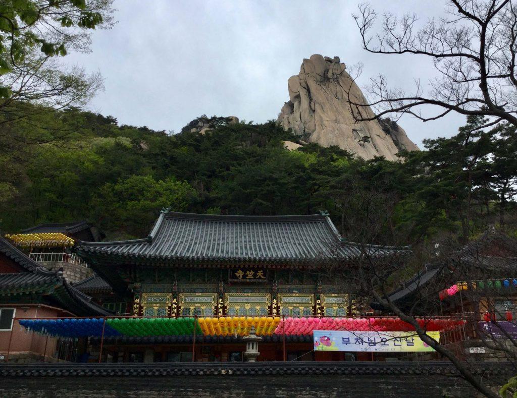 Cheonchuksa Temple, Dobongsan