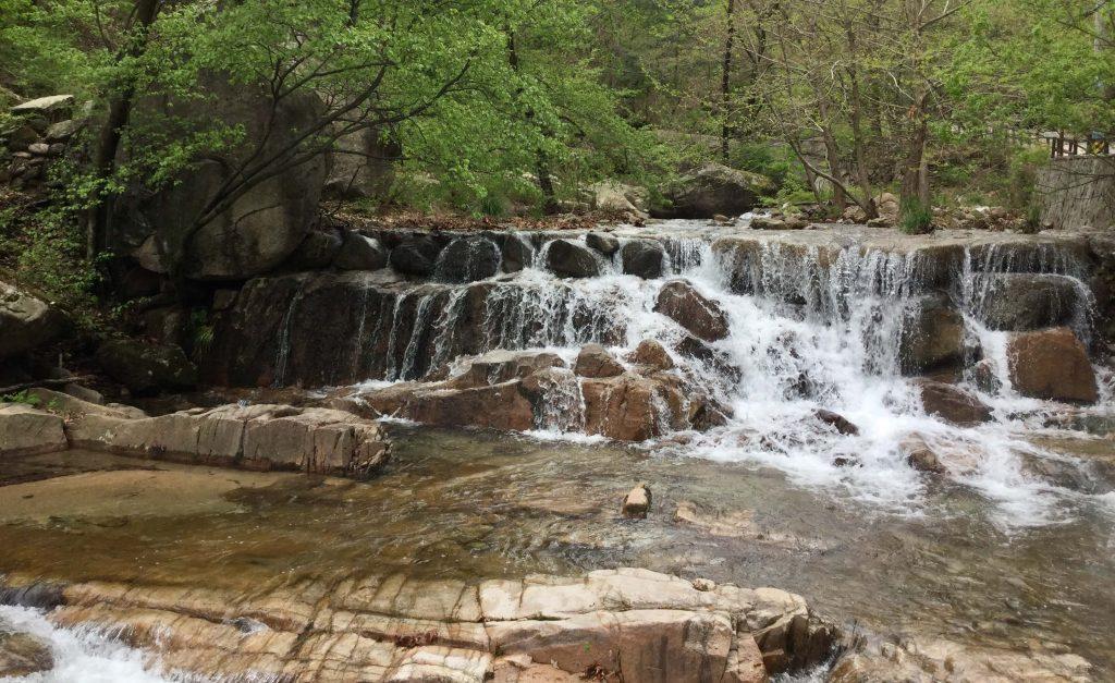 Waterfall on Dobongsan