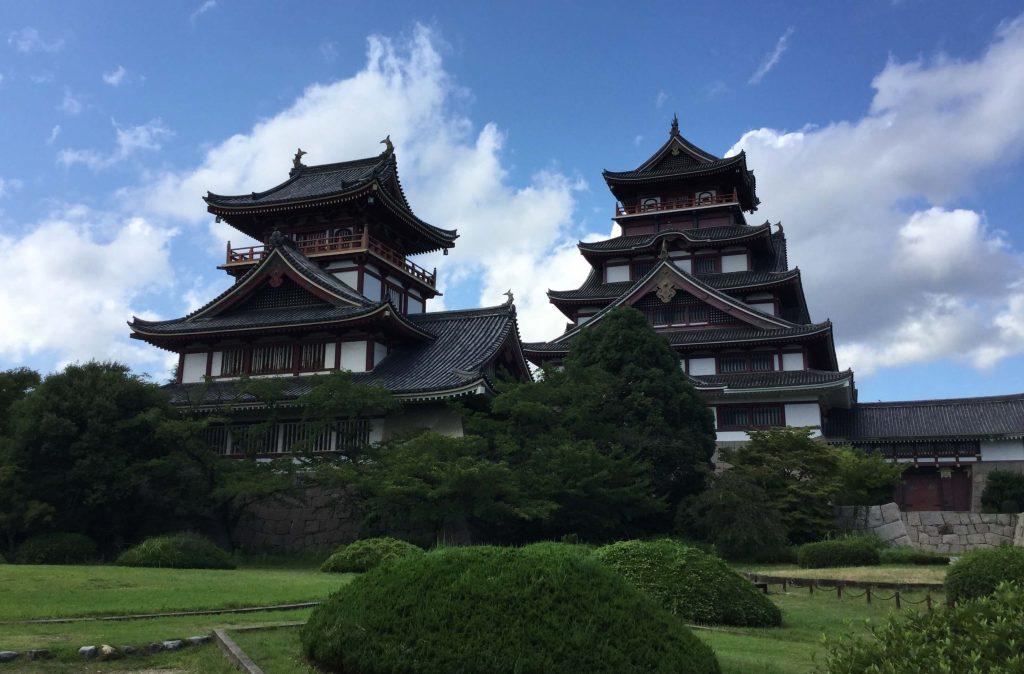 Fushimi Momoyama Castle, Kyoto