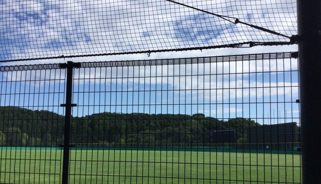 Momoyama baseball field