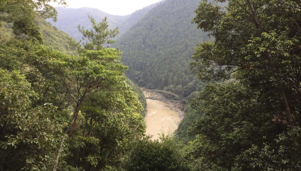 Kyoto Isshu Trail Nishiyama course