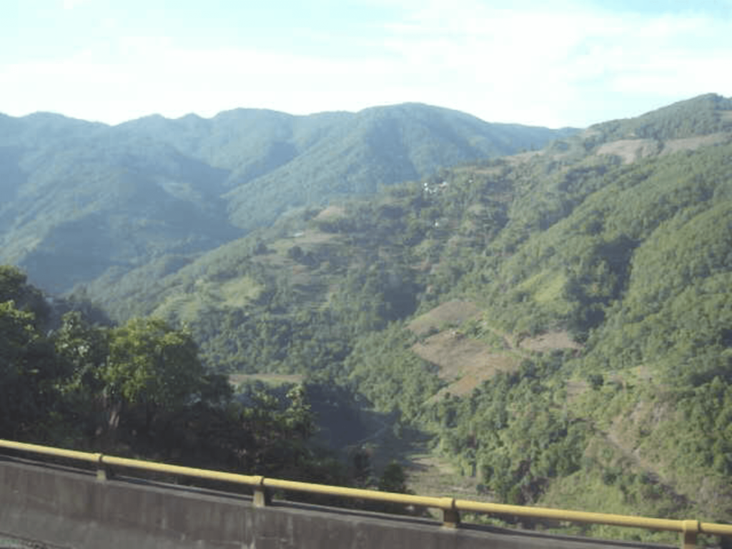 Xishuangbanna highway view