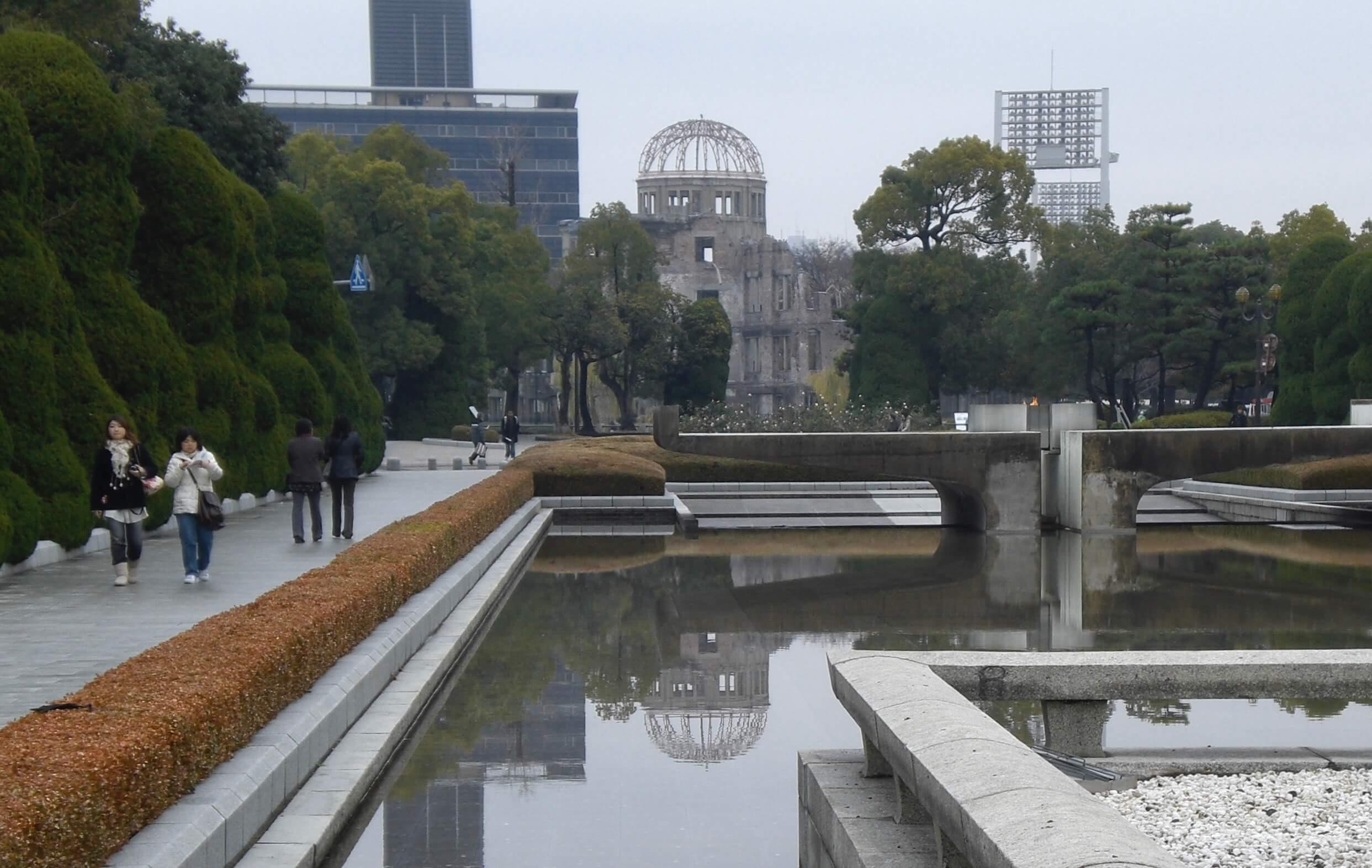 Hiroshima Peace Park & A-Bomb Dome