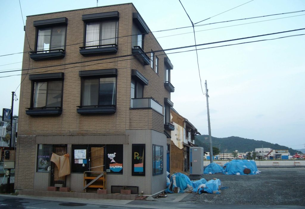 Signs of progress in Ishinomaki 15 months after the tsunami