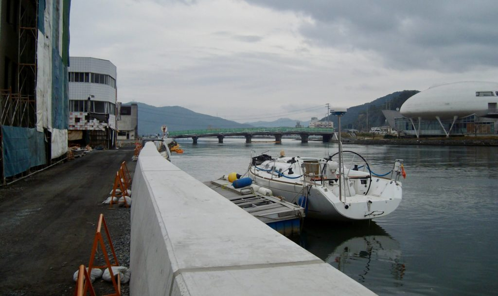 Ishinomaki after the 2011 tsunami