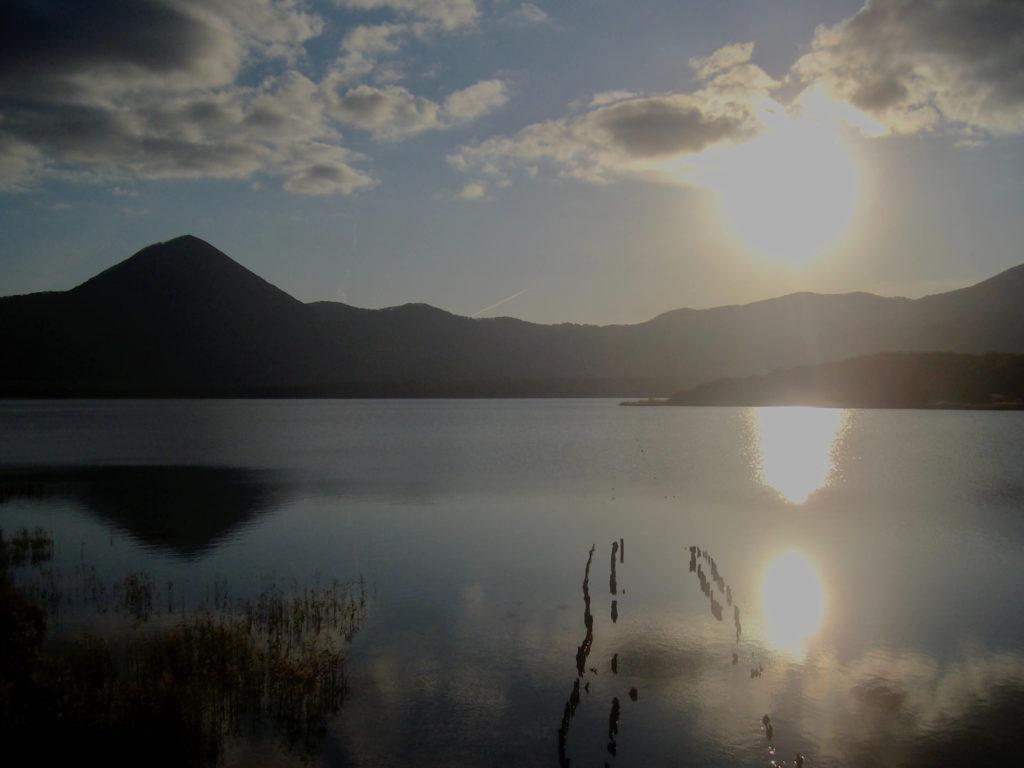 Lake Usori, Osorezan