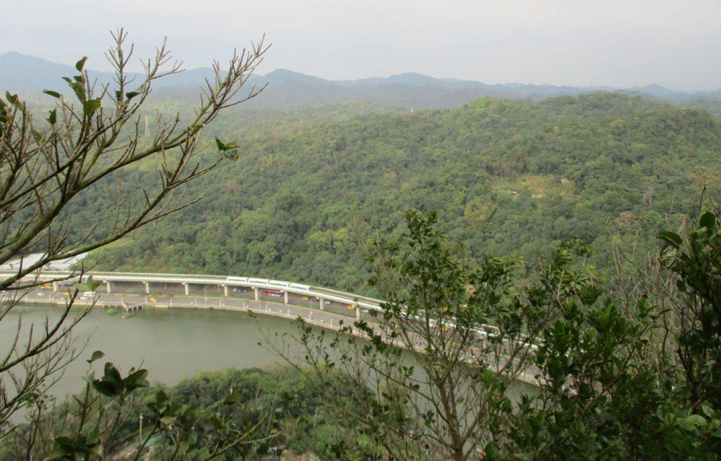 Looking across to Kangleshan from Bailusishan
