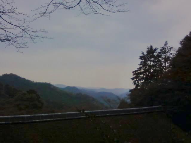 View from Kami Daigo