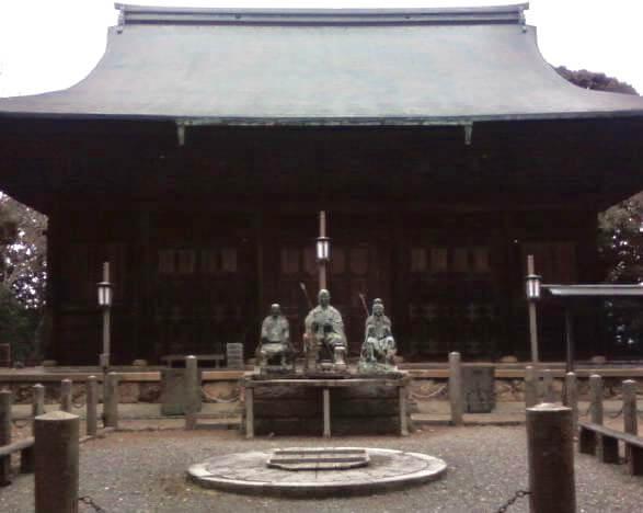 Kami Daigo temple