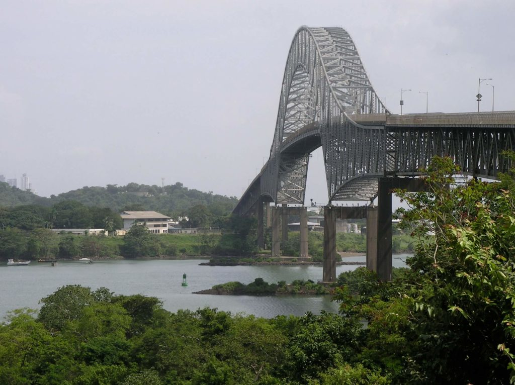 The Bridge of the Americas, Panama